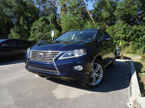 2015 Lexus RX 350 for sale in Seffner, FL