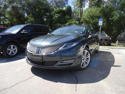 2015 Lincoln MKZ Hybrid for sale in Seffner, FL
