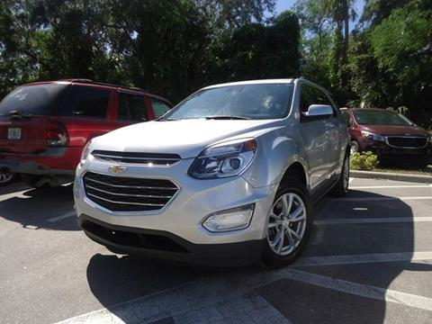 2016 Chevrolet Equinox for sale in Seffner, FL
