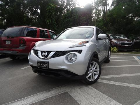 2015 Nissan JUKE for sale in Seffner, FL