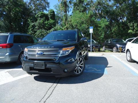 2015 Ford Explorer for sale in Seffner, FL