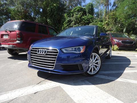 2015 Audi A3 for sale in Seffner, FL
