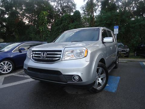 2014 Honda Pilot for sale in Seffner, FL
