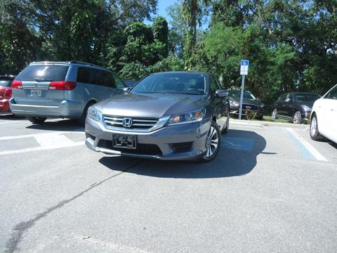 2014 Honda Accord for sale in Seffner, FL