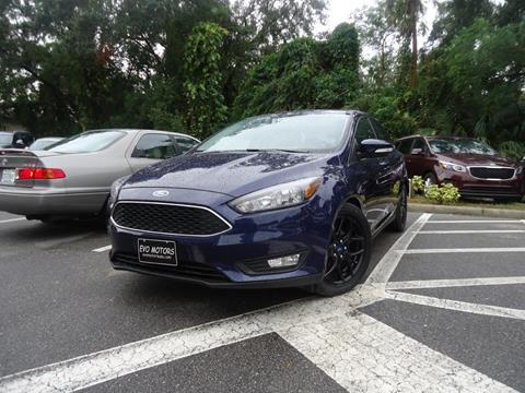 2016 Ford Focus for sale in Seffner, FL