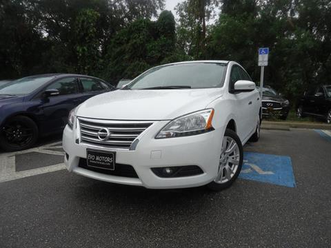 2014 Nissan Sentra for sale in Seffner, FL