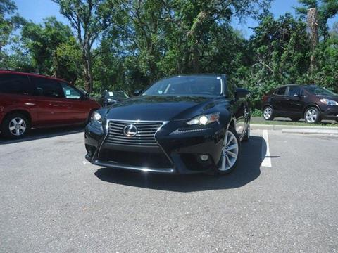 2015 Lexus IS 250 for sale in Seffner, FL