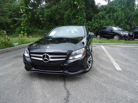 2015 Mercedes-Benz C-Class for sale in Seffner, FL