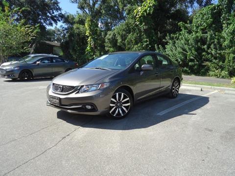 2015 Honda Civic for sale in Seffner, FL
