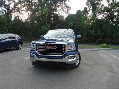 2016 GMC Sierra 1500 for sale in Seffner, FL