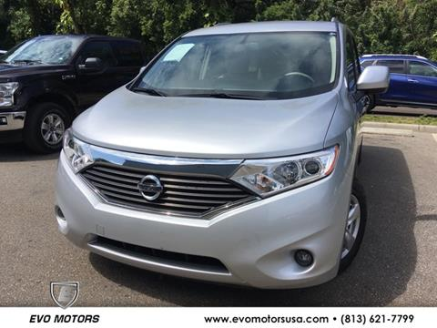 2017 Nissan Quest for sale in Seffner, FL