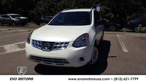 2015 Nissan Rogue Select for sale in Seffner, FL