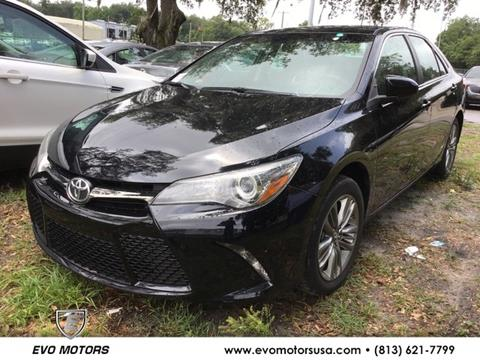 2017 Toyota Camry for sale in Seffner, FL