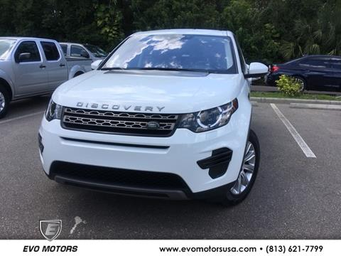 2018 Land Rover Discovery Sport for sale in Seffner, FL