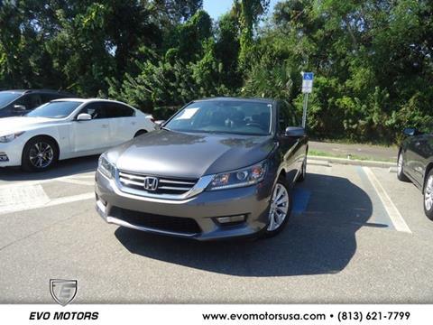 2015 Honda Accord for sale in Seffner, FL