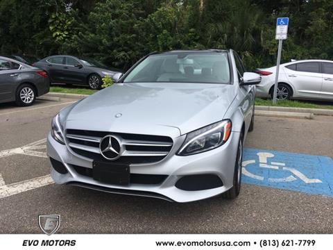 2016 Mercedes-Benz C-Class for sale in Seffner, FL