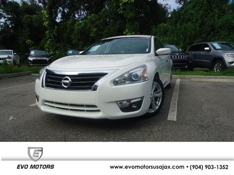 2015 Nissan Altima for sale in Seffner, FL