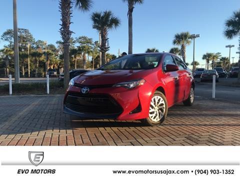 2018 Toyota Corolla for sale in Seffner, FL