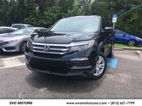 2016 Honda Pilot for sale in Seffner, FL
