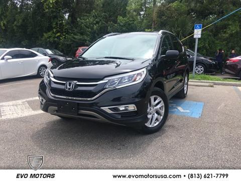 2016 Honda CR-V for sale in Seffner, FL