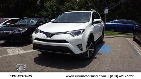 2016 Toyota RAV4 for sale in Seffner, FL