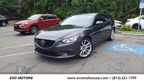 2016 Mazda MAZDA6 for sale in Seffner, FL
