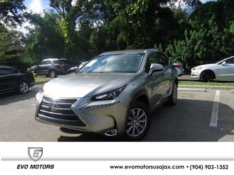 2016 Lexus NX 200t for sale in Seffner, FL