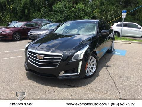 2016 Cadillac CTS for sale in Seffner, FL
