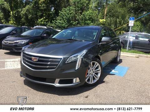 2018 Cadillac XTS for sale in Seffner, FL