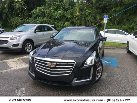 2018 Cadillac CTS for sale in Seffner, FL