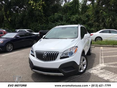 2016 Buick Encore for sale in Seffner, FL
