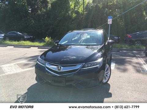 2016 Acura ILX for sale in Seffner, FL