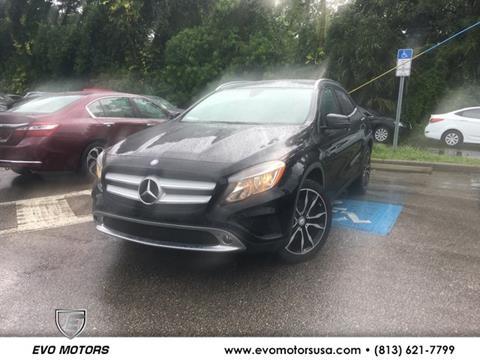 2017 Mercedes-Benz GLA for sale in Seffner, FL