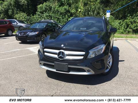 2016 Mercedes-Benz GLA for sale in Seffner, FL