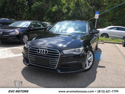 2017 Audi A6 for sale in Seffner, FL