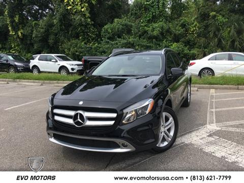 2016 Mercedes-Benz GLA for sale in Seffner, FL