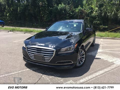 2016 Hyundai Genesis for sale in Seffner, FL