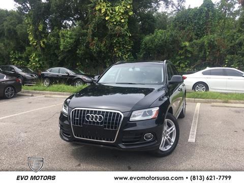 2016 Audi Q5 for sale in Seffner, FL