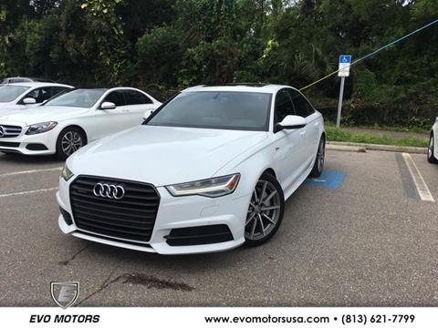 2016 Audi A6 for sale in Seffner, FL
