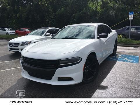 2016 Dodge Charger for sale in Seffner, FL