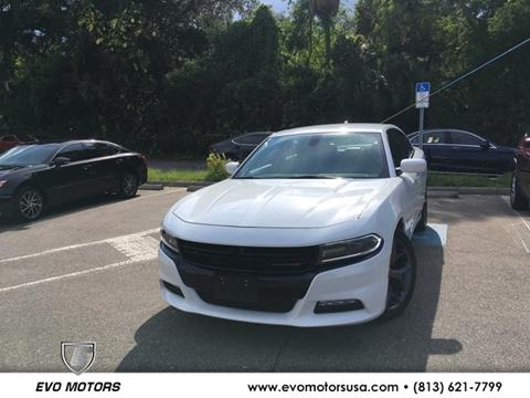 2018 Dodge Charger for sale in Seffner, FL