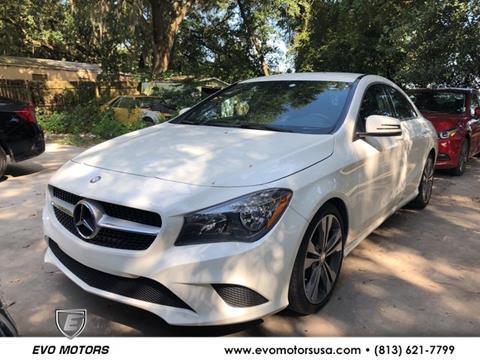 2016 Mercedes-Benz CLA for sale in Seffner, FL