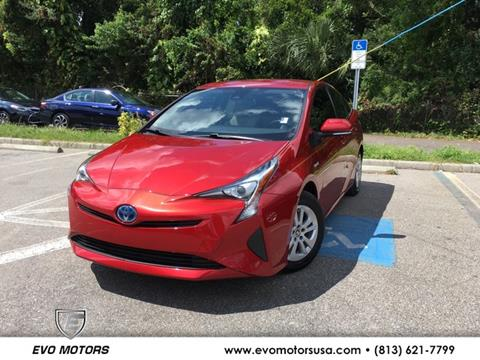 2018 Toyota Prius for sale in Seffner, FL