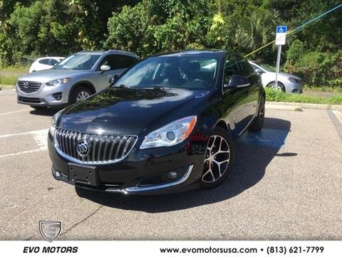 2016 Buick Regal for sale in Seffner, FL
