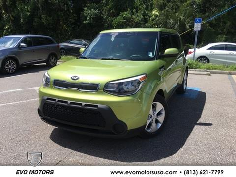 2016 Kia Soul for sale in Seffner, FL