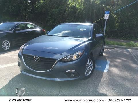 2016 Mazda MAZDA3 for sale in Seffner, FL