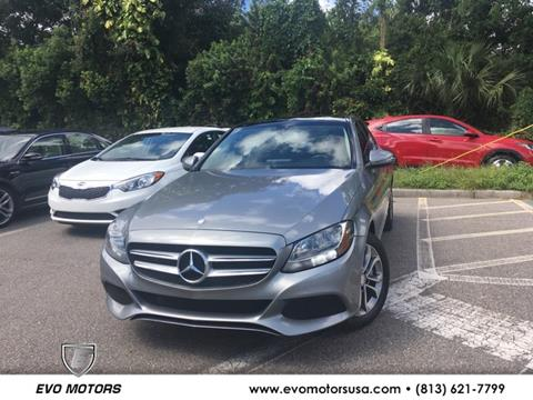 2016 Mercedes-Benz C-Class for sale in Seffner, FL