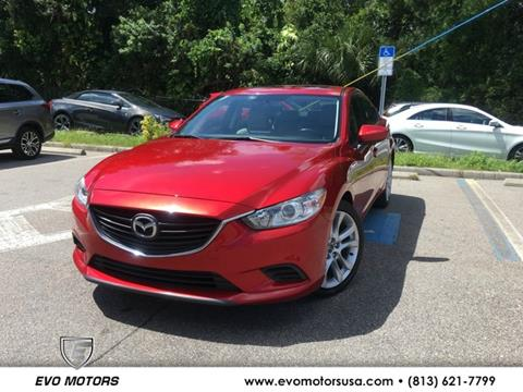 2016 Mazda MAZDA6 for sale in Seffner, FL