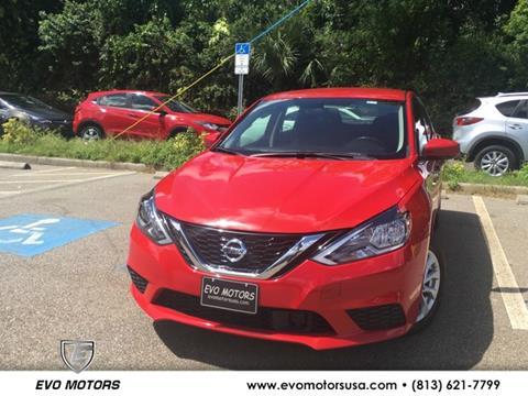 2018 Nissan Sentra for sale in Seffner, FL