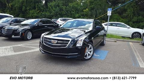 2016 Cadillac ATS for sale in Seffner, FL